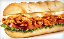 $7 for $10 at Charley's Grilled Sub
