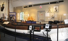 $4 for One Adult Admission at Cold Spring Harbor Whaling Museum