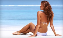 $10 for a Mystic Spray Tan at Totally Tan- Ramsey, NJ