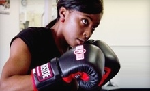 $5 for a 6am Women-Only Boxing Boot Camp at 1on1 Boxing Fitness