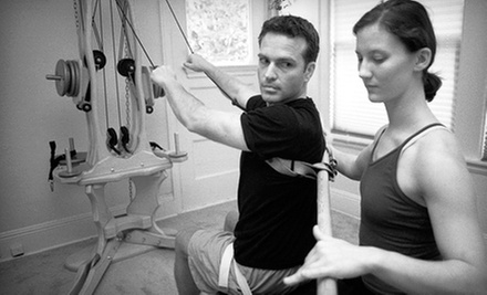 $10 for a 10:00 a.m. Gyrokinesis Class at Center GYROTONIC