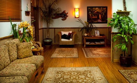 $39 for Combination Swedish & Deep Tissue Massage at Rest and Relax Bodyworks