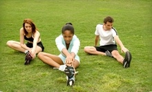 $15 for  a Drop-In Bootcamp at Hilton Schott Park at 9 a.m. at Mean Green Boot Camp