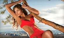 $25 for a Sun Angel Tan at Kucumber Skin Lounge