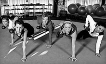 $8 for a 6PM 1 Hour Boot Camp Class at ProAction Athletics Oakland's Boot Camp