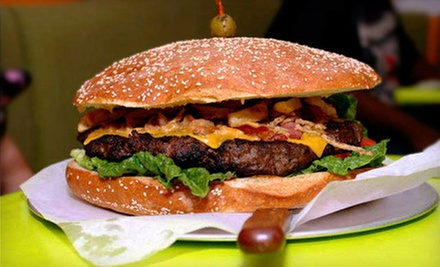 $7 for $10 at Quickies Burgers & Wings