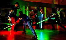 $10 for a 12 p.m. Lightsaber Stage-Combat Class for Two at Golden Gate Knights