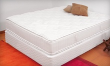 $89 for $400 Worth of Mattress Sets at Mattress Choice
