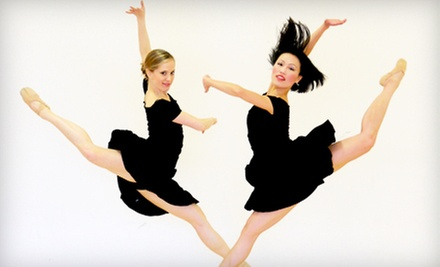 $12 for a Beginner's Tap Dance Class at 7:30 p.m. at BalletNova Center for Dance