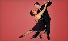 $5 for a 45-Minute Group Dance Class at 7:15 p.m. at Louis & Company Ballroom Dance Studio