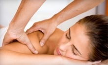 $48 for a 60 Minute Massage at University Hills Massage and Wellness