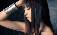 $50 for a Haircut, Color, and Deep-Conditioning Mask at Heart Hair Salon