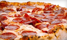 $9 for a Large One-Topping Pizza at Pizza Grande Italian Deli