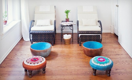 $80 for a 60-Minute Deep Tissue Massage  at Luxe Spa Chicago