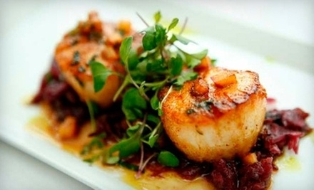 $18 for $25 at Blu Restaurant San Francisco
