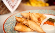 $12 for $25 Worth of Somalian Food &amp; Drink for Two at Gendershe Cuisine