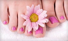 $20 for a French Shellac Mani or Shellac Mani with Nail Art  at AA Spa Nails at Lone Star Nails