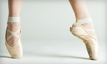 $7 for a Drop-In Ballet for Skaters Class at 5:30 p.m. at Lumière Ballet