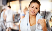 $6 for 7:30pm Zumba Toning Class at Conshohocken Health and Fitness Club