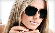 $45 for Partial Highlights, Blow Dry and Style at Mirror Mirror