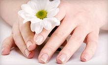 $13 for a Manicure at Bellissima Salon &amp; Spa North Jersey
