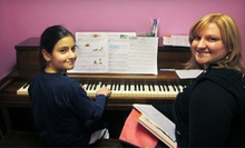 $10 for 30-Minute Private Music Lesson at Music Authority