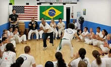 $10 for 6pm Intro to Capoeira Class at Capoeira Batuque