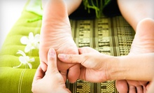 $55 for One-Hour Full Reflexology at Orlando Reflexology