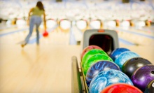 $7 for Two Games of Bowling and Shoe Rental for Two at St. Clair Bowl and Bel-Air Bowl