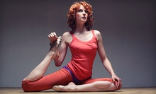 $11 for a Heated Vinyasa Yoga Class at 10:45 a.m. at Yoga Synergy Spa & Wellness Center