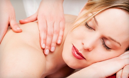 $45 for a 1-Hour Deep Tissue Massage with Aroma Therapy at Massage Renu Dallas