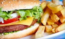 $20 for Two Burger Meals with One Appetizer and Two Beer  at All Stars Sports Bar and Grill
