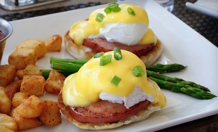 $5 for $10 Worth of Breakfast Fare at Bernie's Pub