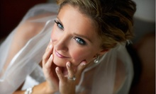 $70 for an Updo or Hairstyle, Make-up Application and Eyelashes at Inspirations by Design with Jennifer Lopez