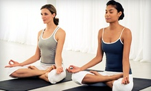 $6 for a One-Hour Gentle Yoga Class at 12 p.m. at Thrive Milpitas