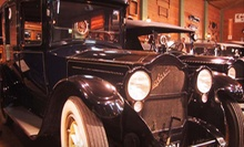 $8 for Admission for Two  at Fort Lauderdale Antique Car Museum