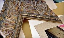 $40 for $100 at Artistic Picture Framing