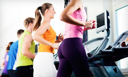 $5 for a One-Hour Body Sculpt Class at 8:30 a.m. at Foothill Gym