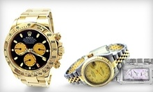 $15 for $30  Watch Battery Replacement at K. S. Mathis Jewelers