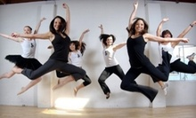 $10 for a 6:30 p.m. Dancer's Body Bootcamp Class at iDance Studios