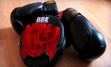 $15 for a 7:00 p.m. Muay Thai Class at K-One Fitness