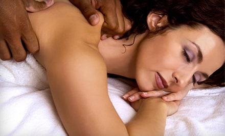 $55 for a Postural Analysis, Consultation, and Reposturing Massage at Foundation 1st