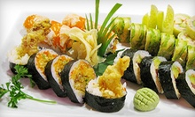 $15 for $20 at Tokyo House Japanese Restaurant