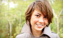 $75 for a Highlight or Color with Haircut and Conditioning Treatment at Jamie Medlin Hair Design