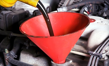 $34 for an Oil Change, Tire Rotation, and Break & Coolant Inspection at Westgate Shell