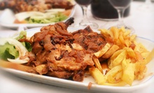 $10 for $20 Worth of Food and Drinks at Amaral BBQ Chicken &amp; Ribs