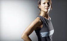 $7 for a 7 p.m. Feel the Burn-Cardio Sculpt Class at Ladies Workout Express North Jersey