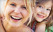 $49 for Child or Adult Exam, Cleaning, and X-Rays at Dentistry 360