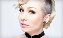 $29 for $60 Worth of Body Piercing with Jewelry at Westcoast Piercing and Ink