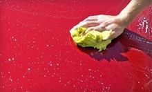 $6 for Exterior Car Wash at Green-Clean Xpress